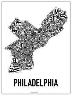 Typography Philadelphia