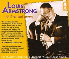 Louis Armstrong - Hot Fives & Sevens