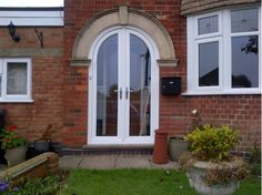 upvc arched doors - Google Search