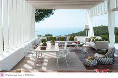 #dedon #tuinmeubels #loungemeubels #furniture #design #summer #lounger #loungen #relax