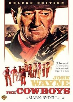 John Wayne The Cowboys
