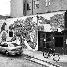 ღღ Artist: Zio Ziegler, San Francisco + Los Angeles