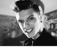 Image result for andy biersack 2015
