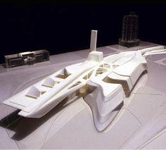 #Zaha Hadid Guggenheim Museum in Taichung Taiwan