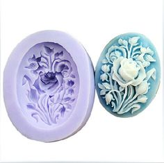 Details about Mini Flower Sculpting Silicone Sugar Craft DIY Mould Gum Paste Cake Fondant Mold - Cake Decorating Dıy Ideen Chocolate Fondant, Chocolate Molds, Resin Molds, Soap Molds, Silicone Molds, Silicone Bakeware, Diy Resin Art, Resin Crafts, Fimo Polymer Clay