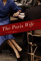 Just finished and loved it. All about Hemingway's years in Paris and his first marriage. I didn't want it to end.