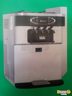 Where can you buy a used ice cream machine?