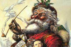 Cowboy Kisses: A Right Jolly Old Elf
