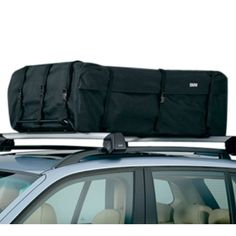 BMW roof cargo carrier  black  Base Support System  Luggage Rack required * Read more at the image link.