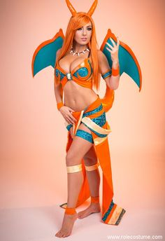 18 Attempts at Hot Pokemon Cosplay That Totally Succeeded