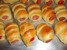 Imagem da receita Enroladinho de salsicha