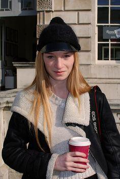 Photographer, London street fashion