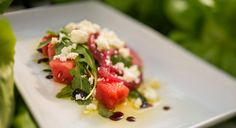 Make a Refreshing Watermelon Salad