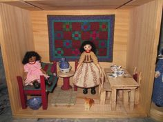 Wooden Wine Box Turned Dollhouse Peg Wooden Doll, Wooden Wine Boxes, Wine Rack Cabinet, Buy Tea, Clothes Pegs, Wooden Plaques, Tea Art, Tea Infuser, Cottage Chic