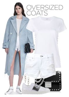 """""""Oversized Coats"""" by easy-dressing ❤ liked on Polyvore featuring Valentino, MICHAEL Michael Kors, rag & bone and Alexander Wang"""