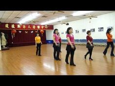 Burlesque - Line Dance (Dance & Teach)
