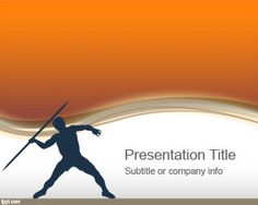 86 Best Sports Powerpoint Templates Images Powerpoint