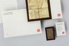 Brand Identity Hato Restaurants Briefschaften