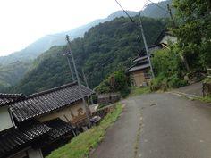 おばあちゃん家へ #京都 #福知山 #ど田舎 #癒される #山 #川 #自然 #旅行 #2014年7月