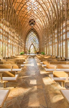 View top-quality stock photos of Mildred B Cooper Memorial Chapel. Find premium, high-resolution stock photography at Getty Images. Church Architecture, Architecture Design, Wedding Goals, Dream Wedding, Wedding Ideas, Modern Church, Old Churches, Wedding Locations, Religious Architecture