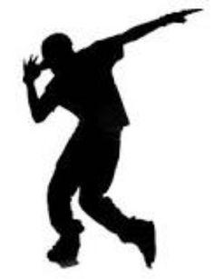 free dance clip art images wallhi com silhouette cameo ideas rh pinterest com