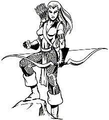 Elf by David Wong #BrutalRPG
