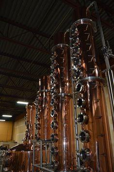 300 gallon still distillery equipment Copper Pot Still, Copper Pots, Distillery, Brewery, Distilling Equipment, How To Make Gin, Column Still, Moonshine Still, Alcohol Content