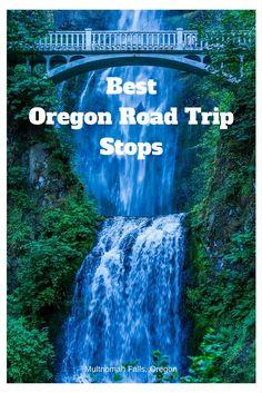 best Oregon road trip stops