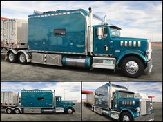 "More ""toter"" than ""motor"" for this husband and wife trucking team."
