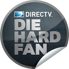 Steffie Doll's DIRECTV Diehard Fan Sticker | GetGlue