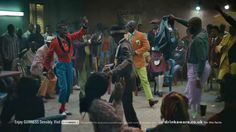 GUINNESS' new ad features the 'society of elegant persons of the Congo' otherwise known as the 'Sapeurs', a group of everyday heroes from Brazzaville, Republ. Guinness Advert, Cinema Online, Republic Of The Congo, Short Film, African Fashion, Videos, Documentaries, Commercial, Advertising