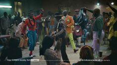 Sapeurs - New GUINNESS Advert (2014)