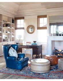 Salvage Savvy: In search of inspiration: Home Offices