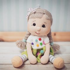 #crochet #amigurumi #doll #crochetdoll #cottondoll #szydełko #virka #haken #hakeln #uncinetto #ganchillo #handmade #knit #knitting #crochetersofinstagram #knittedtoy #crochetporn #yarn #yarnlove #crochetaddict #poland • DON'T REPOST WITHOUT MY PERMISSION! •