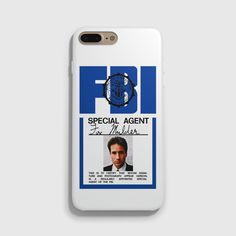 Fox Mulder FBI Ba... is now available on #casesity here http://www.casesity.com/products/fox-mulder-fbi-badge-iphone-7-case?utm_campaign=social_autopilot&utm_source=pin&utm_medium=pin