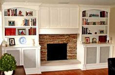 60 best fireplace and bookcase ideas images fireplace mantles rh pinterest com fireplace bookcase decor fireplace bookcase decor
