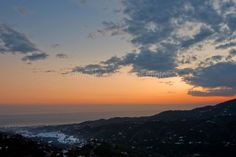 Torrox sunset Costa del Sol Spain color photograph picture poster print photo #torrox #picoftheday #photooftheday