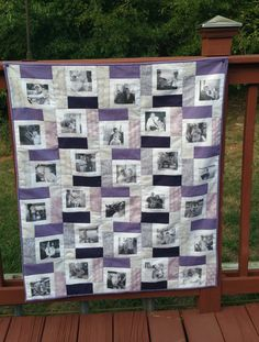 Hey, I found this really awesome Etsy listing at https://www.etsy.com/listing/275293926/custom-photo-memory-quilt-deposit-more