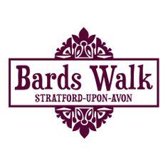 Bards Walk. Logo