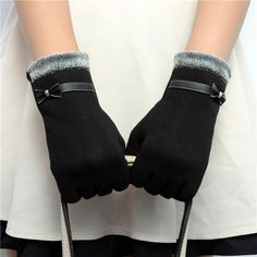 Best Deal New Good Quality Fashion Elegant Women Touch Screen Gloves Winter Warm Soft Wrist Gloves Mittens Luvas Moda Pop, Warmest Winter Gloves, Latest Fashion For Women, Womens Fashion, Gloves Fashion, Mitten Gloves, Women's Gloves, Leather Gloves, Elegant Woman