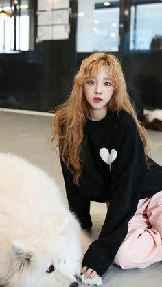 Kpop Girl Groups, Korean Girl Groups, Kpop Girls, U Go Girl, Cool Girl, Fandom Kpop, K Wallpaper, Aesthetic People, Pretty Asian
