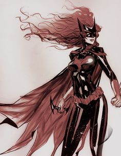 Batwoman - Marcio Takara