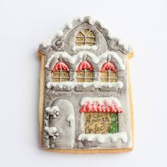 Montreal Confections Gingervillaggio — with The Cookie Architect.