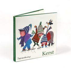 Fiep Westendorp Kerstkaarten! Mapje van 10 kaarten inclusief enveloppen, € 8,99