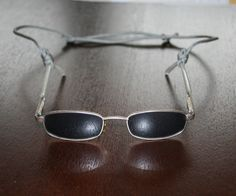 This Instructable describes a method of making a paracord lanyard to help keep your glasses on, or near, your head.  Based on your adjustment of the cord, the glasses can either dangle on your chest, or be held snugly to the face.  This method uses only paracord; some alternative approaches that incorporate additional materials are shown at the end.