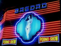 Bagdad Strip Club, Barcelona