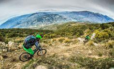 Mountain Bike en Sierra Nevada, viajes y turismo