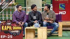 The Kapil Sharma Show–Episode कपिल शर्मा शो–Great Grand Masti with. Grand Masti, Vivek Oberoi, Kapil Sharma, Bollywood Actors, Full Episodes, Actresses, Places, Female Actresses, Lugares