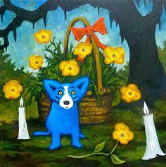 I love Blue Dog!