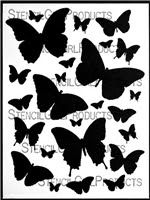 StencilGirl Talk: Play and Dance with 5 New Large Stencils by Carolyn Dube
